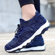 Men's Comfortable Breathable Casual Knit Sneakers