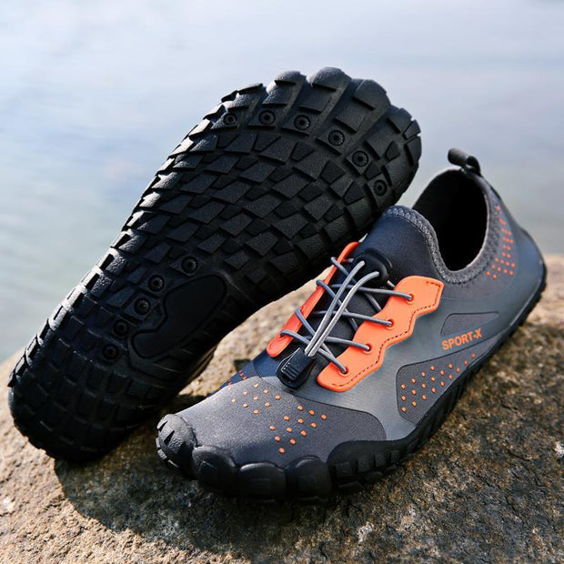 Men's Water Shoes Quick Dry Barefoot Swim Diving Surf Aqua Sports Pool Beach Walking Yoga