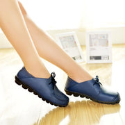 Women Spring & Autumn Lace Loafers Flats