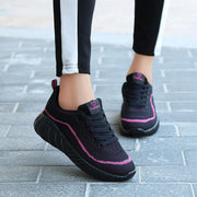 Women's Flying Woven Lightweight Breathable Sneakers