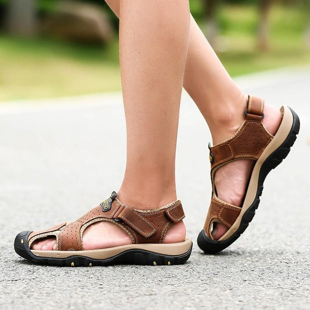 Men's Platform Comfortable Cool Sandals
