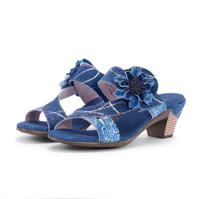 122175 LAURA VITA  BECTTINO 179 Retro Genuine Leather Handmade PAINTED VELCRO Original Comfortable SANDAL