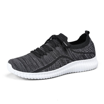 Women's Spring Flying Woven Sneakers