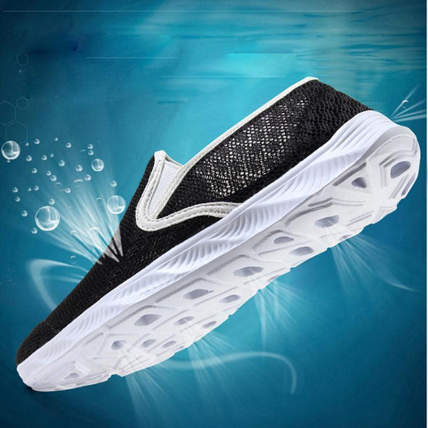 Women's New Light Weight Go Easy Mesh Walking Shoes Casual Athletic Comfortable Running Sneakers 121843
