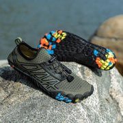 Men's Breathable Quick-Drying Water Wading Swimming Shoes