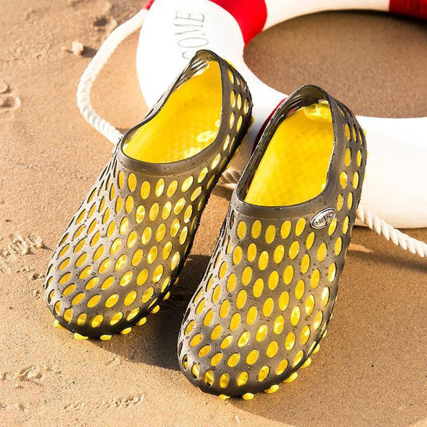 Women's Casual Hole Comfortable Beach Sandals