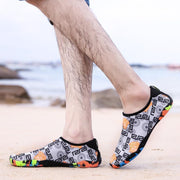 Women's Light Casual Breathable Anti-skid Beach Barefoot Shoes