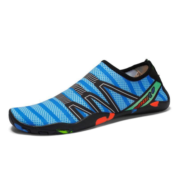 Fashion Men's Quick-Drying Breathable Water Shoes Outdoor Sports Shoes Beach Diving Climbing 122146