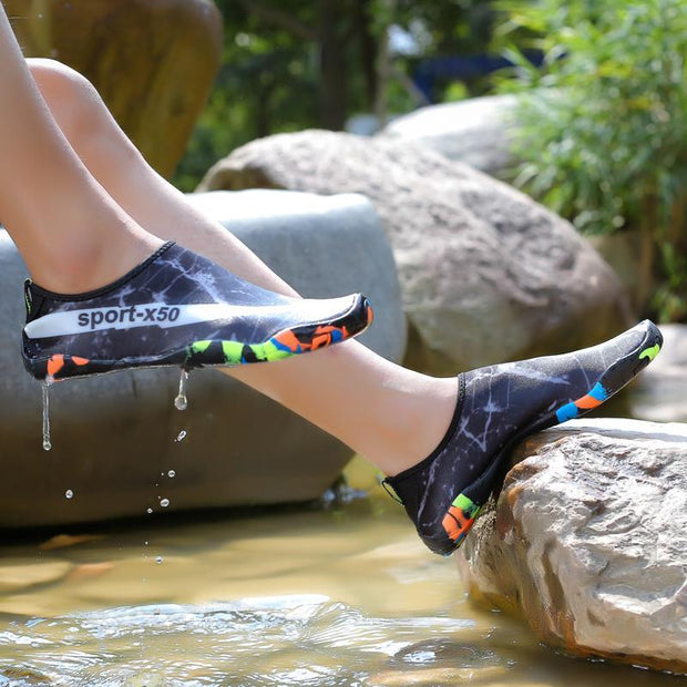 Men's Casual Breathable Comfortable Water Shoes