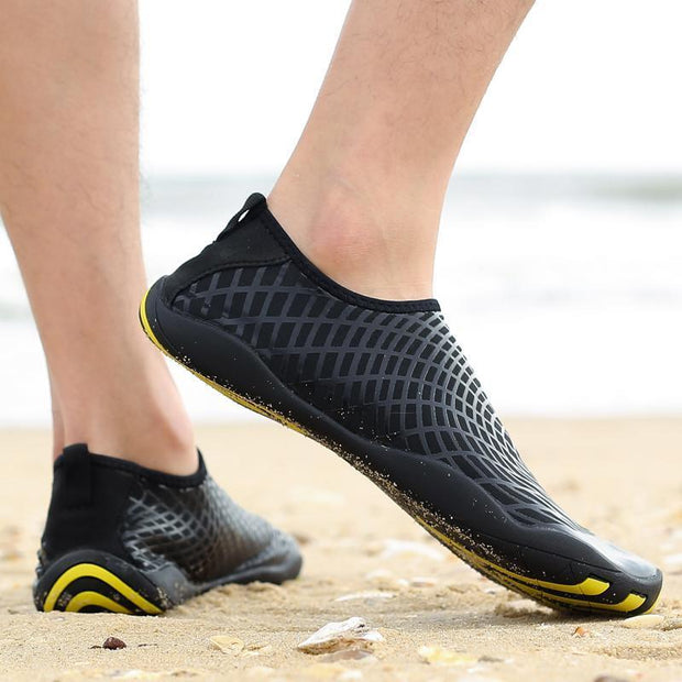 Men's Swimming Shoes Non-slip Casual Outdoor Beach Diving Shoes
