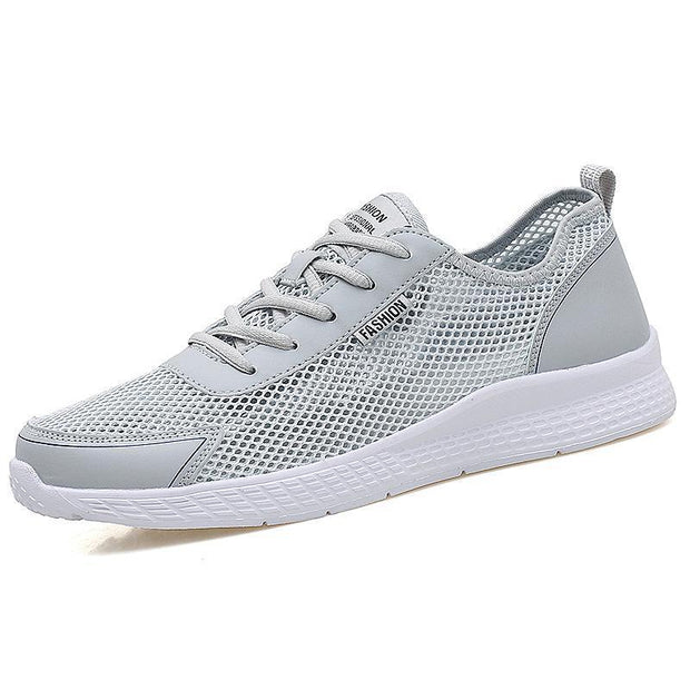 Men's Trend Outdoor Casual Ultra-light Breathable Mesh Sneakers