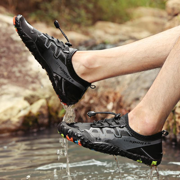 Women's Multi-Function Outdoor Shoes Five-Finger Shoes