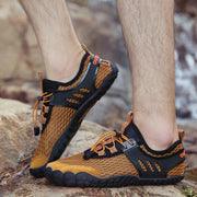 Men's sports outdoor shoes walking shoes breathable and quick-drying beach shoes