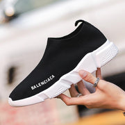 Women's Outdoor Casual Light Breathable Woven Sneakers