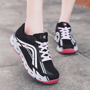 Women's Cushioning Non-slid Breathable Tennis Sneakers