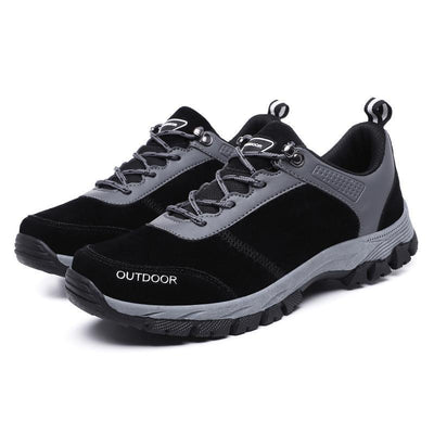Men's Outdoor Hiking Comfortable Breathable Trekking Shoes