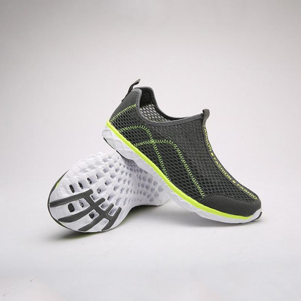 Men's Mesh Breathable Swimming Diving Shoes