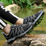 Men's Mesh Hiking Travel Outdoor Trekking Shoes