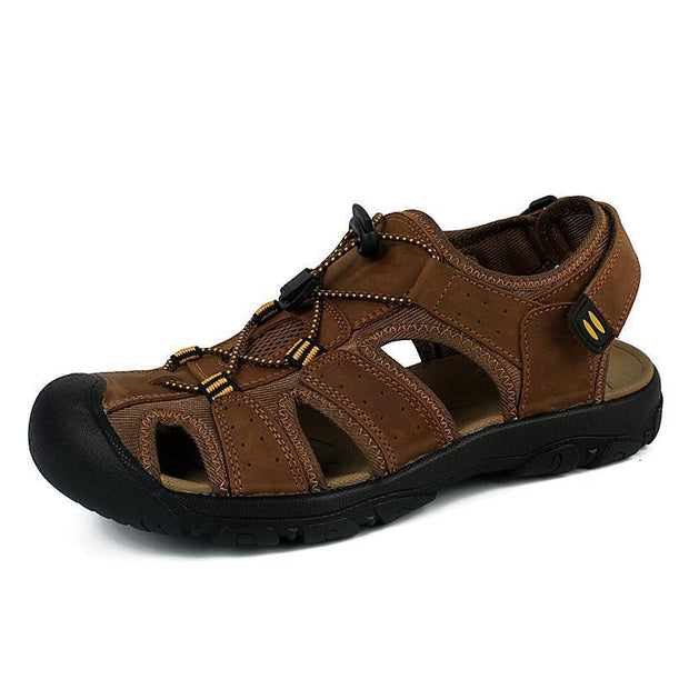Men's casual trend outdoor beach shoes tide shoes sandals 125295
