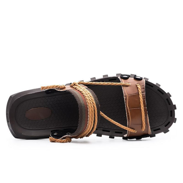 Men's casual slippers 123862