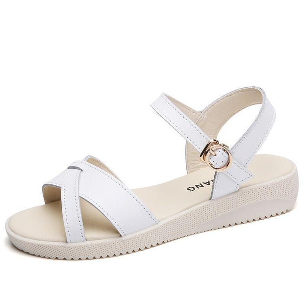 Women's fashion trend ladies increase comfortable sandals 124439