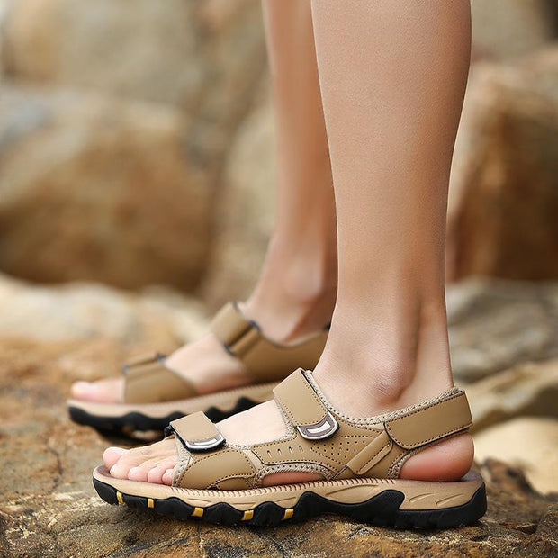 Men's casual fashion comfortable outdoor beach shoes sandals 124812