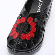 Women Summer Thick Bottom Lady Slippers Wear Casual Bottom Flat Shoes