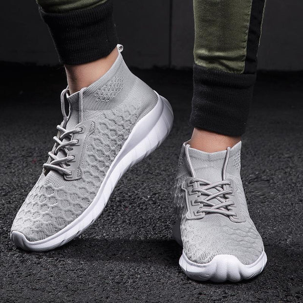 Men Fashion Sports Casual Sneakers Breathable Running Shoes