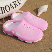 Fashion Hot Summer Hole Jelly Shoes Water Beach Women Sandals 123789