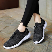Women Casual Mesh Shoes Flying Woven Comfortable Lightweight Shoes Sneaker  124967