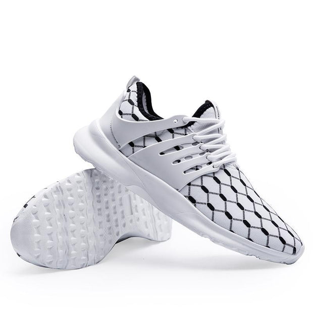 Men Socks Walking Shoes Fashion Causal Lightweight Breathable Mesh Slip On Sneakers  125017