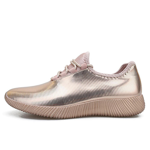 Women Fashion Shoes Breathable Comfortable Sneakers Casual Soft Sole Athletic Lightweight Shoes 124964