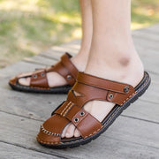 Men's casual trend outdoor breathable sandals 125630