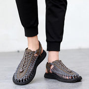 Men's Weaves Breathable Casual Sandals