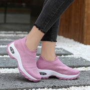 Women's Casual Med Heels Sneakers