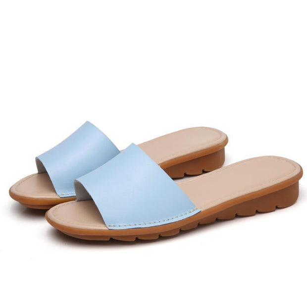 Women's fashion casual slippers sandals 128250