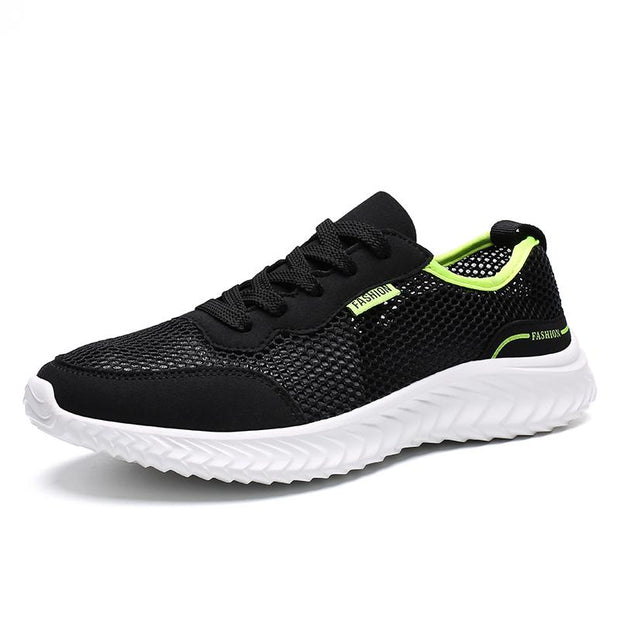 Women's casual fashion comfortable breathable mesh sneakers 129438