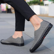 Men's comfortable breathable casual shoes 129073
