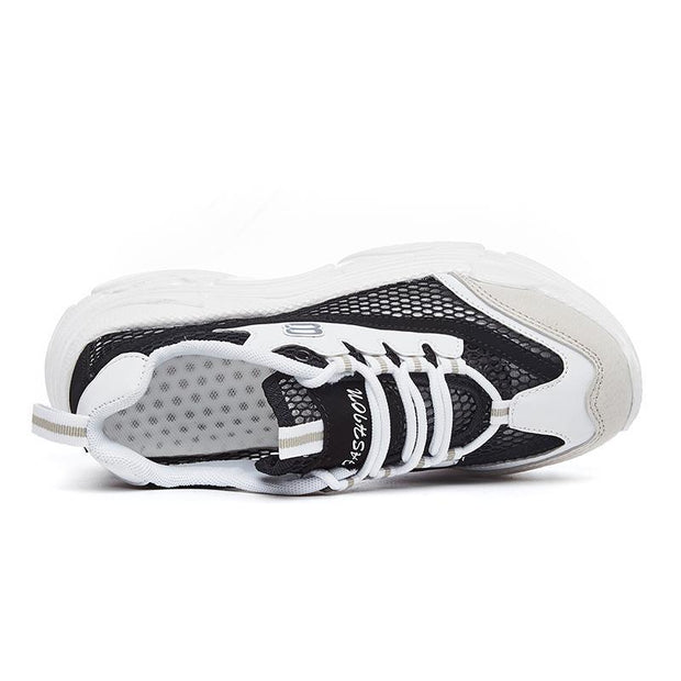 Women's Daddy Shoes Netted Sports Shoes 128584