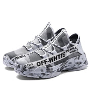 Men's casual fashion comfortable breathable sneakers 129246