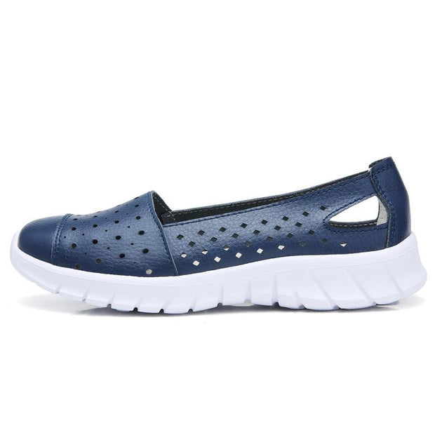 Women's fashion comfortable breathable casual shoes 128834