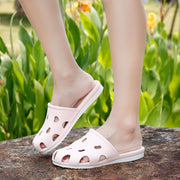Ladies casual hole slippers 128367