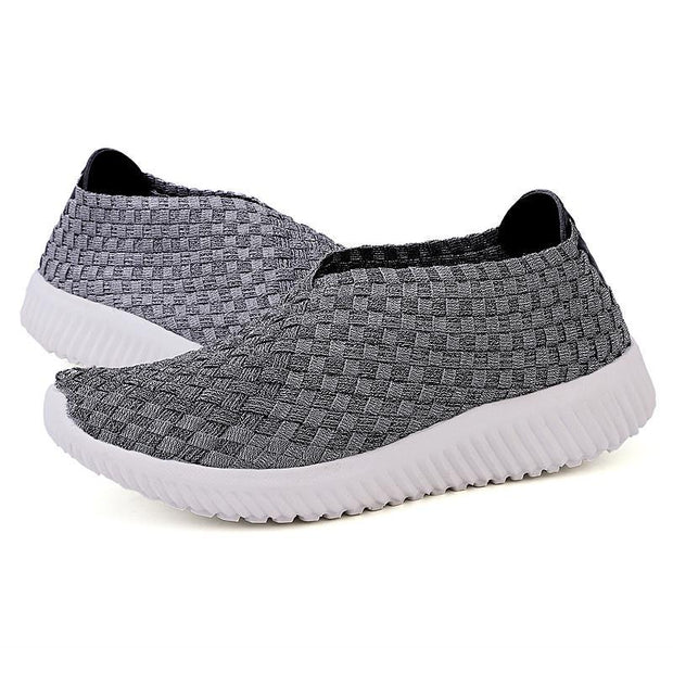 Women's fashion casual simple sports shoes 128604