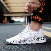 Men's casual and comfortable fashion breathable sneakers 128987