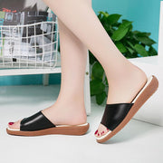Ladies summer fashion cool slippers 129011