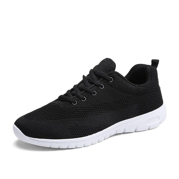 Men's fashion casual comfortable breathable flying sneakers 129824