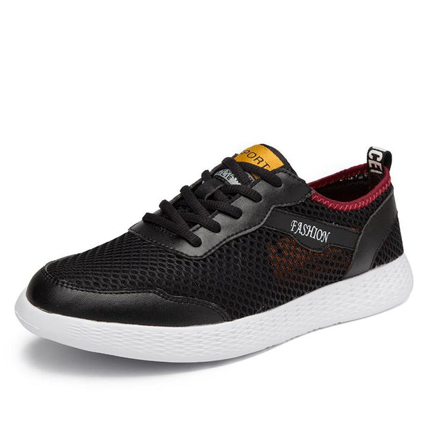 Men's fashion casual comfortable breathable sneakers 130253