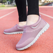 Female Walking Shoes Non-slip Soft Bottom Health and Safety Shoes   116148