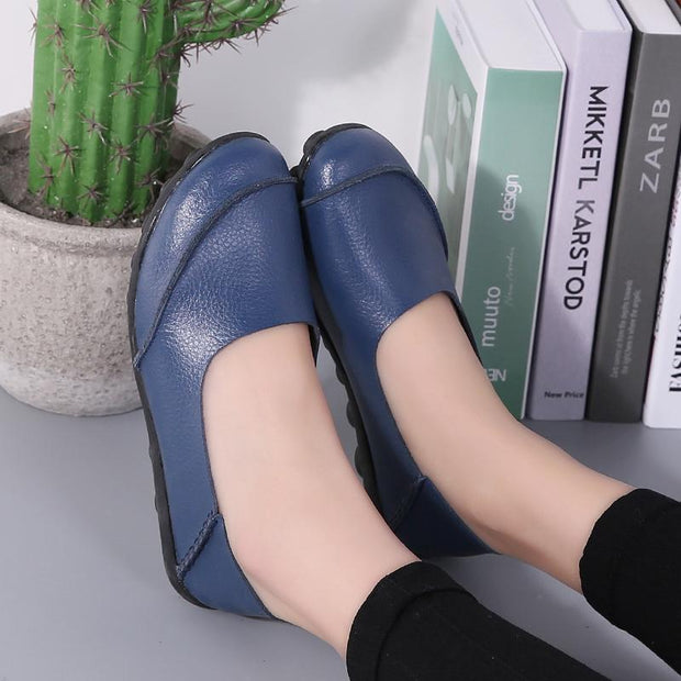 Large size women's shoes with low casual upper 117366