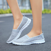 Women's walking shoes breathable ultra light sports 118036
